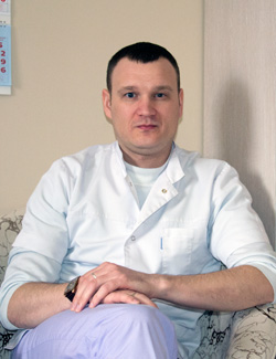 врач наркологического центра